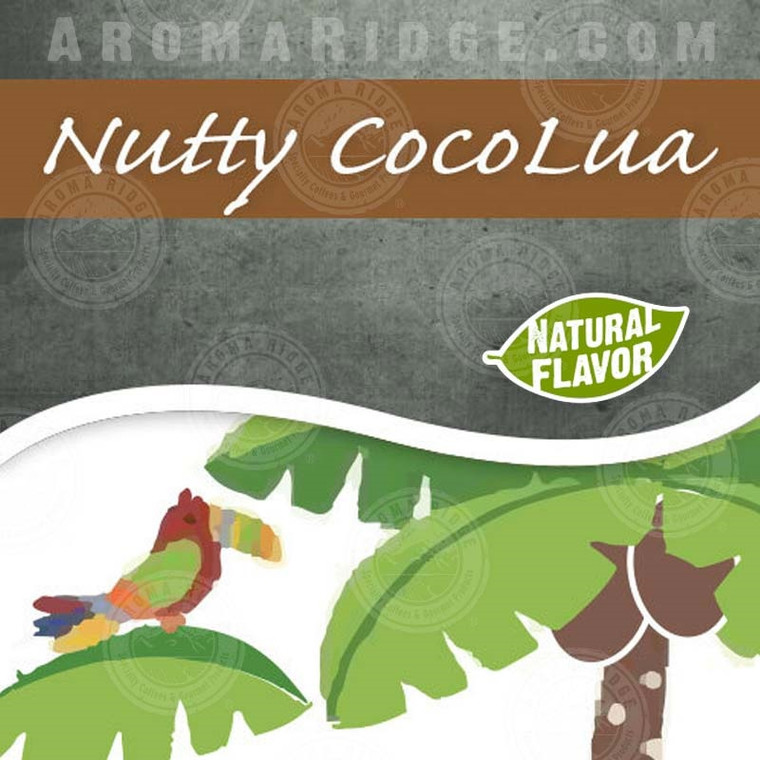 Nutty CocoLua -  Natural Flavored Coffee
