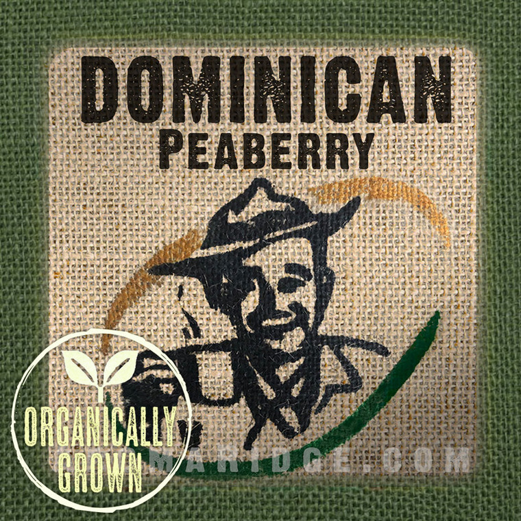 Dominican Peaberry - Organic Coffee