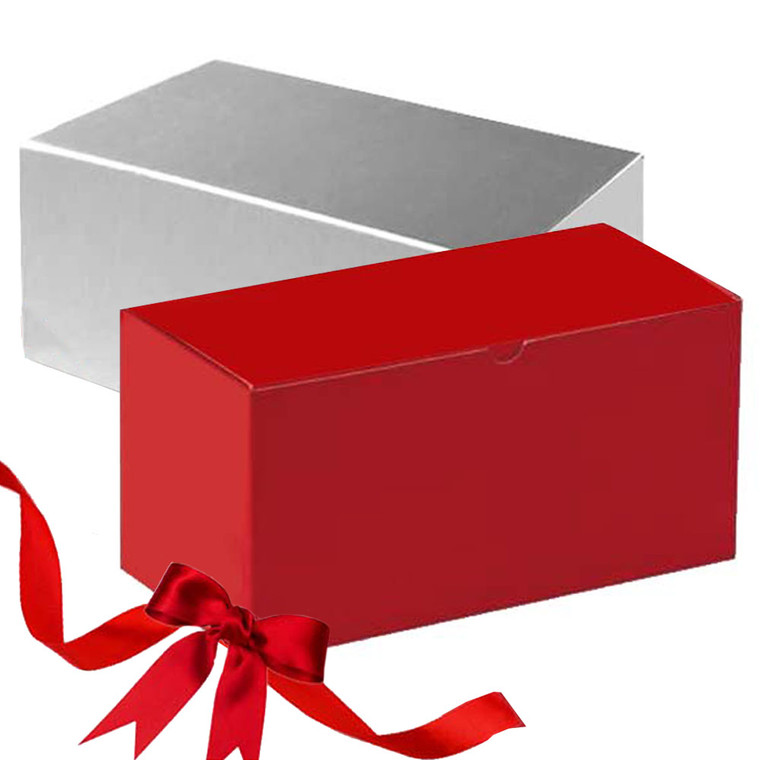 Gift Box (Red or Silver)