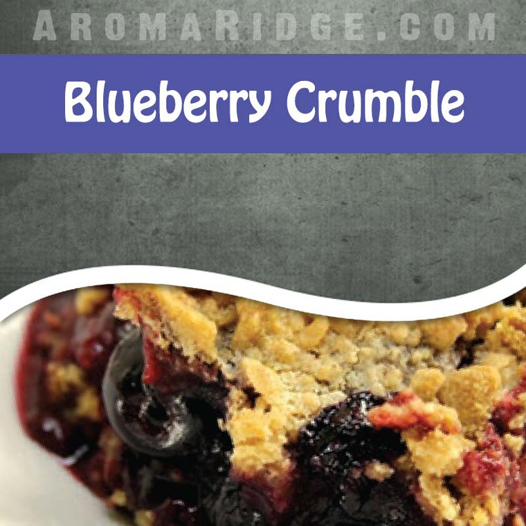 Blueberry Crumble Flavored Coffee