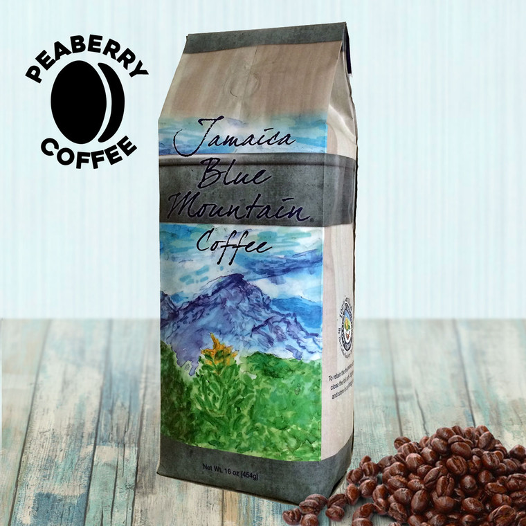 Jamaica Blue Mountain Coffee - Peaberry