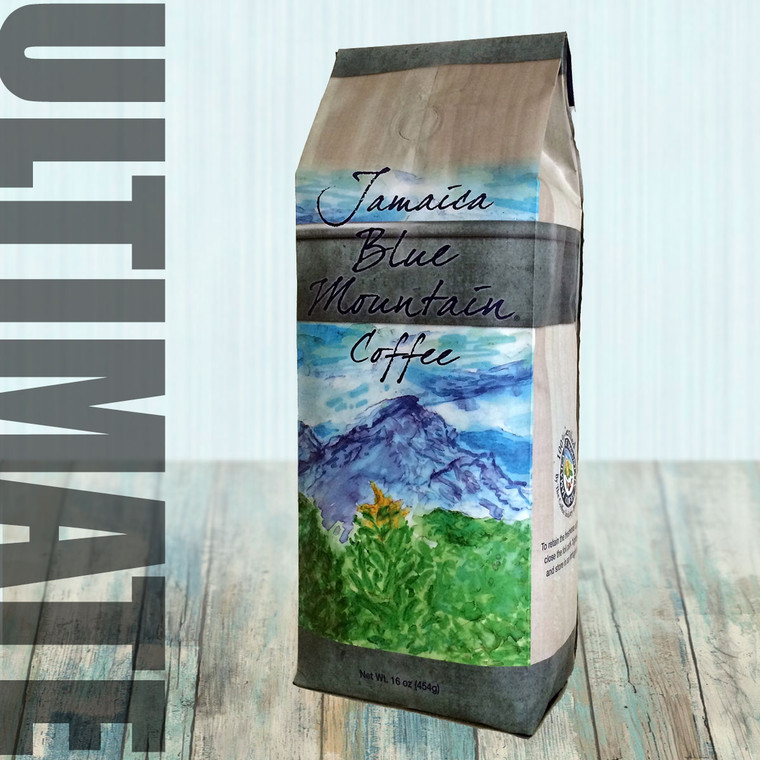 Jamaica Blue Mountain Coffee - Ultimate