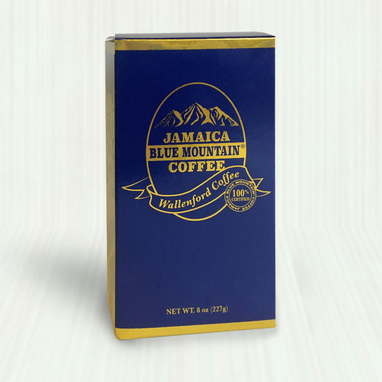 Jamaica Blue Mountain Coffee - Gift Box (8 oz.)