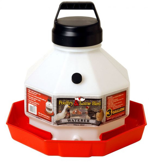 Miller Automatic Poultry Waterer