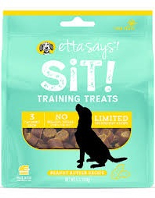 Etta Says Sit! Training Treats