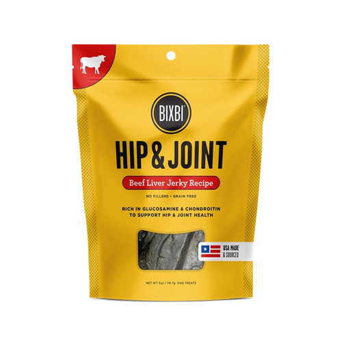 Bixbi Hip and Joint Beef Liver