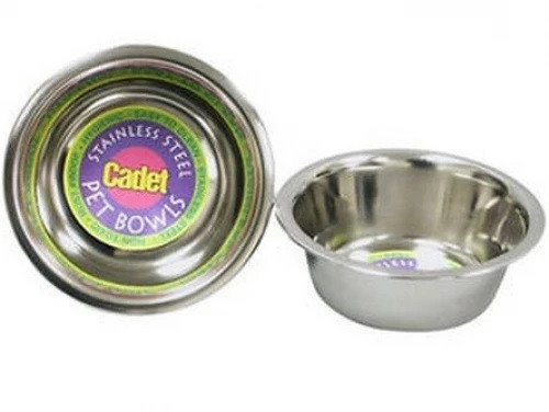 Cadet High Luster Stainless Steel Bowl