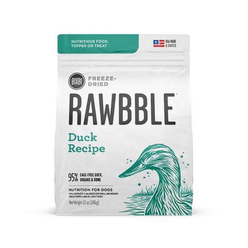 rawbble_freeze_dried_duck