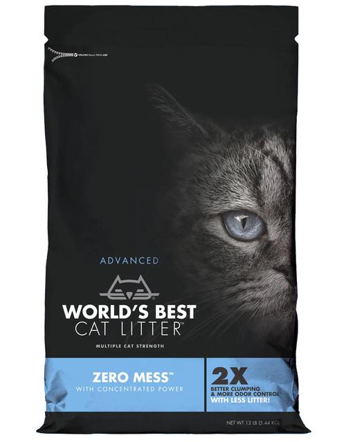 Worlds Best Cat Litter Zero Mess