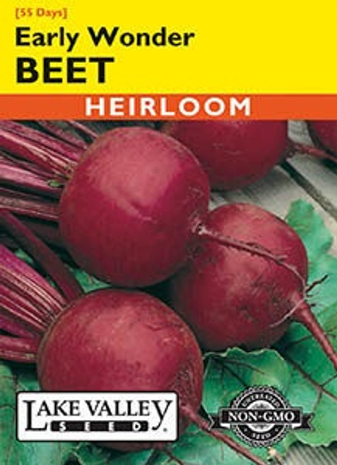 Lake Valley Beet Early Wonder Seed