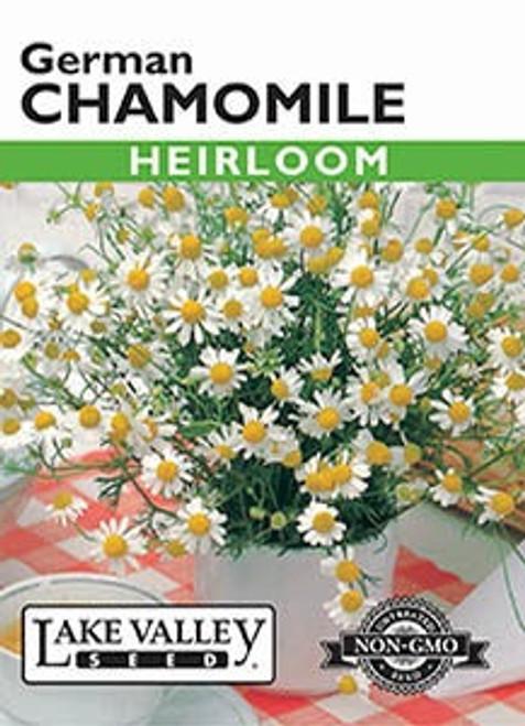 Lake Valley Chamomile German Seed