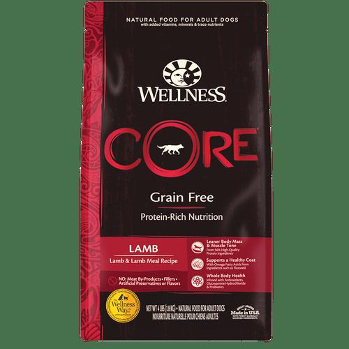 Wellness Core Grain Free Lamb