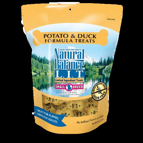 Natural Balance Small Breed Potato/Duck Treats