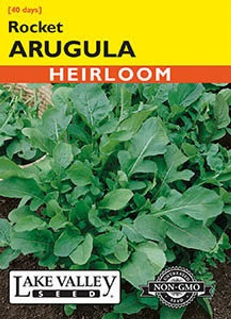 Lake Valley Arugula Rocket Seed