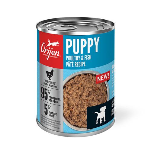 Orijen Canned Dog Food Puppy Pate, 12.8oz