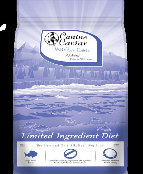 Canine Caviar Grain-Free Wild Ocean Dog Food