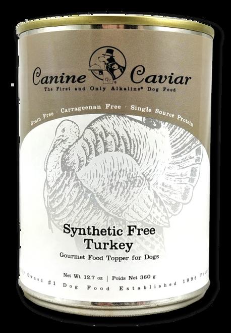 Canine Caviar Canned Grain-Free Turkey, 12.07oz
