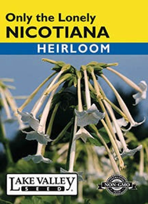 Lake Valley Nicotiana Only The Lonely Seed