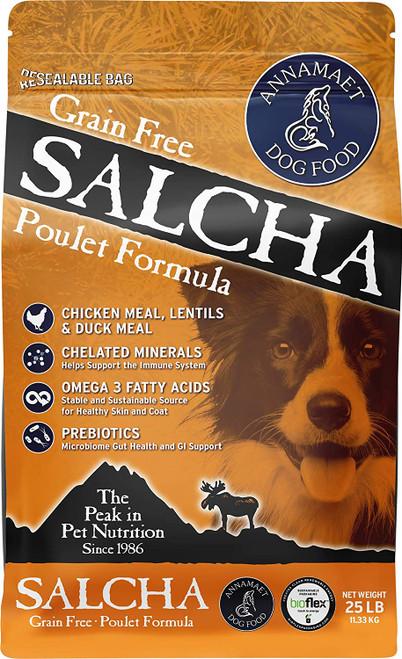 Annamaet Grain-Free Salcha Chicken, 25lb