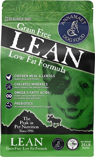 Annamaet Grain-Free Lean Adult, 40lb