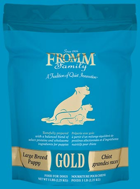 Fromm Puppy Large Breed Gold
