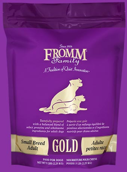 Fromm Dog Small Breed Gold