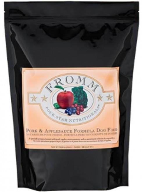 Fromm Dog Four Star Pork & Applesauce Formula