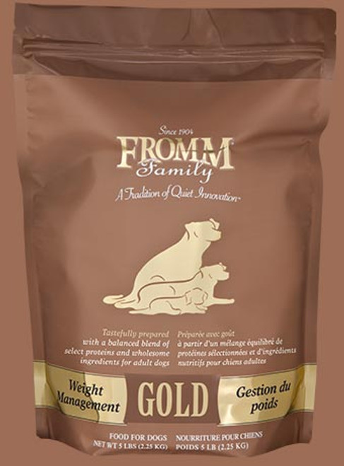 Fromm Dog Weight Management Gold