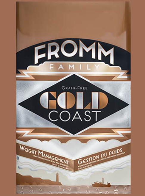 Fromm Dog Gold Coast Weight Management