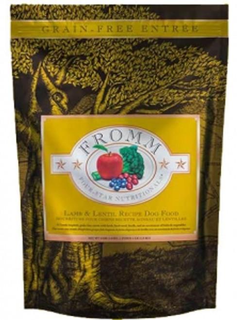 Fromm Dog Four Star Lamb & Lentil Recipe