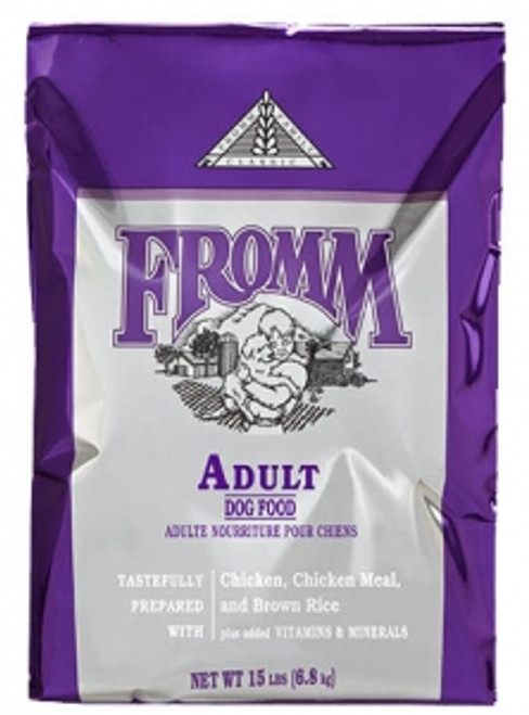 Fromm Dog Adult Classic Recipe, 33lb