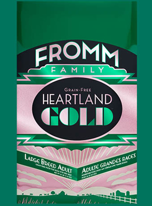 Fromm Heartland Gold Large Breed Adult, 26lb