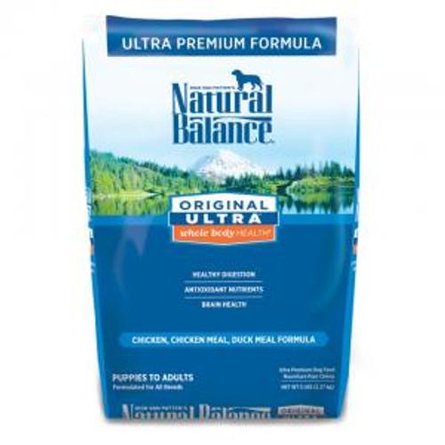 Natural Balance Dog Ultra Grain Free Chicken, 24lb