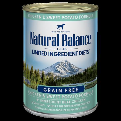 Natural Balance Chicken & Sweet Potato, 13oz