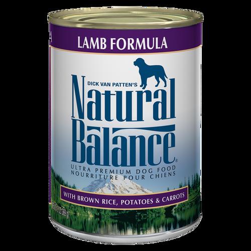 Natural Balance Ultra Lamb Formula, 13oz