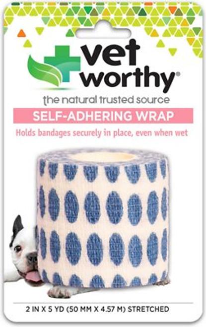 Vet Worthy Self-Adhering Wrap Dots
