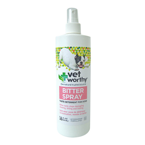 Vet Worthy Bitter Spray