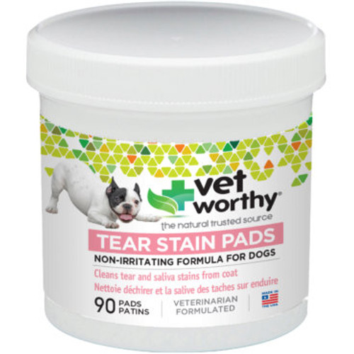 Vet Worthy Ear Cleanse Pads