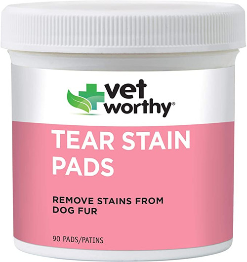 Vet Worthy Tear Stain Pads