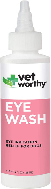 Vet Worthy Eye Wash, 4oz