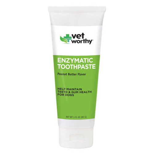 Vet Worthy Enzymatic Toothpaste