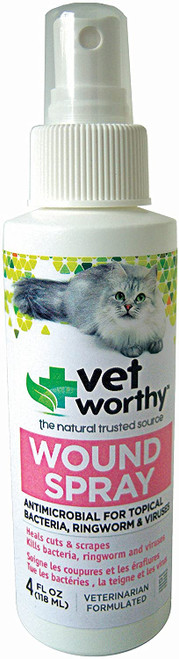 Vet Worthy Feline Wound Spray