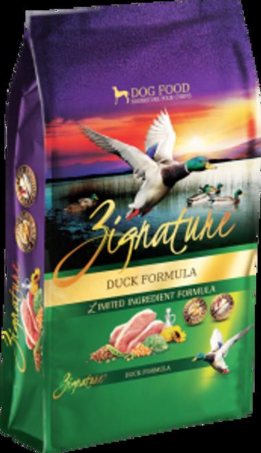 Zignature Grain Free Duck