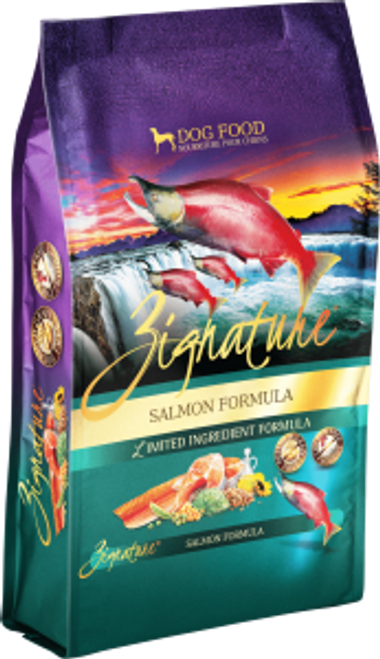 Zignature Grain Free Salmon