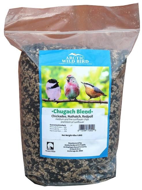 Arctic Wild Bird Chugach Blend 4lb