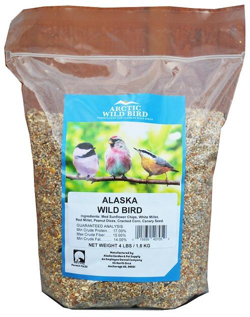 Alaska Wild Bird Mix 4lb