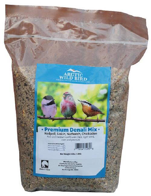 Arctic Wild Bird Premium Denali Mix 4lb