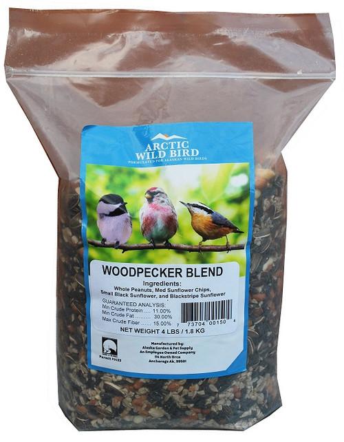Arctic Wild Bird Woodpecker Blend 4lb