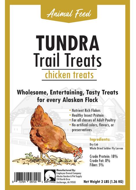 Tundra Trail Chicken Treats, 3lb
