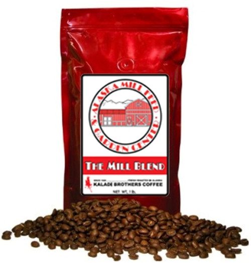 Alaska Mill & Feed's Mill Blend Coffee